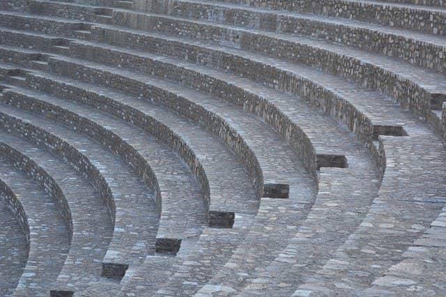 Visitez le Théâtre antique de Lyon pour vos 5 jours