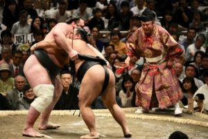 Que faire à Tokyo en 6 jours, combat de sumo