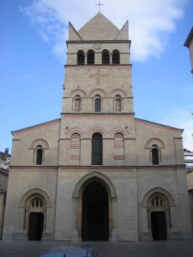Visitez la basilique Saint Martin d'Ainay durant vos 2 jours à Lyon
