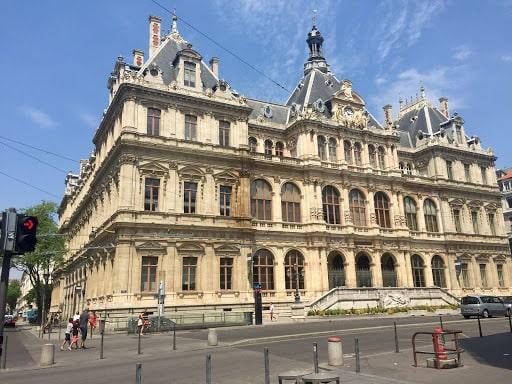 Visitez la Bourse à la Presqu'île de Lyon durant vos 4 jours