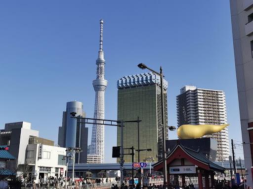 Activité à Tokyo : Visitez la Tokyo Skytree