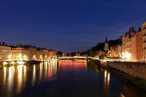 visitez les quais du Rhône et de la Saône à Lyon