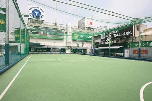 L'Adidas Futsal Park, un des lieux insolites à Tokyo pour les sportifs
