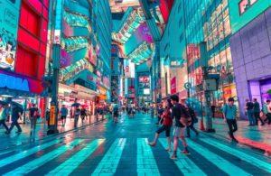 que faire à Tokyo en 5 jours dans les rues