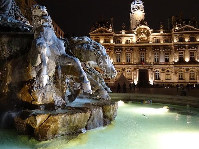 Visitez la place des terreaux durant vos 2 jours à Lyon
