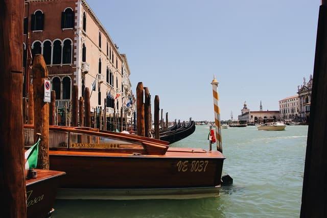 Les lieux insolites de Venise