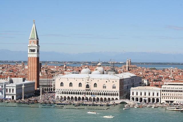 Visiter la cité des Doges à Venise