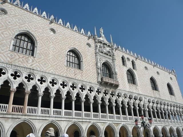 Le palais des Doges de Venise à visiter en famille