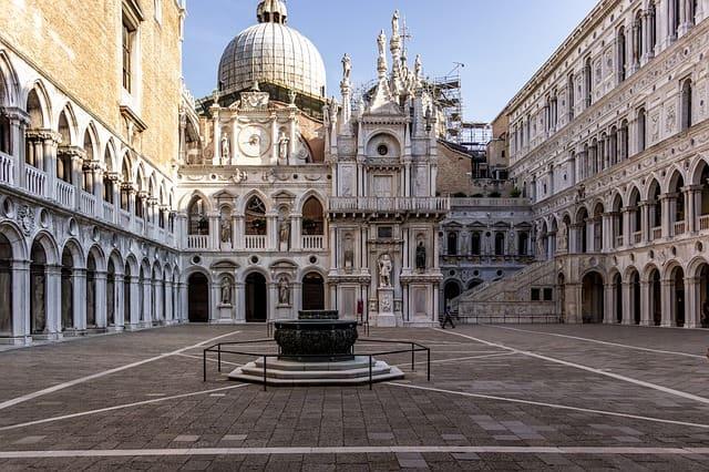 Le Palais des Doges pour vos 2 jours à Venise