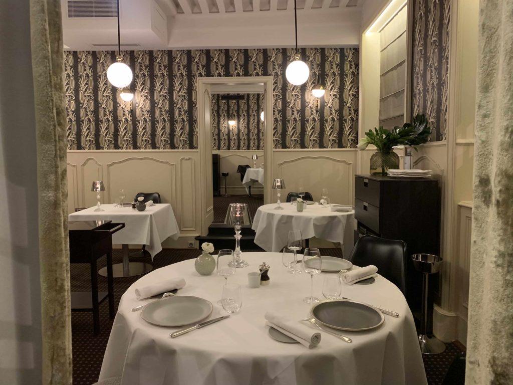 Le restaurant Mère Brazier à Lyon