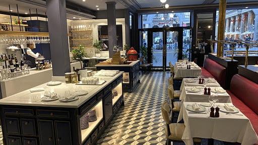 La brasserie restaurant Paul Bocuse à Lyon