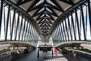 Les navettes de l'aéroport de Lyon-Saint Exupéry