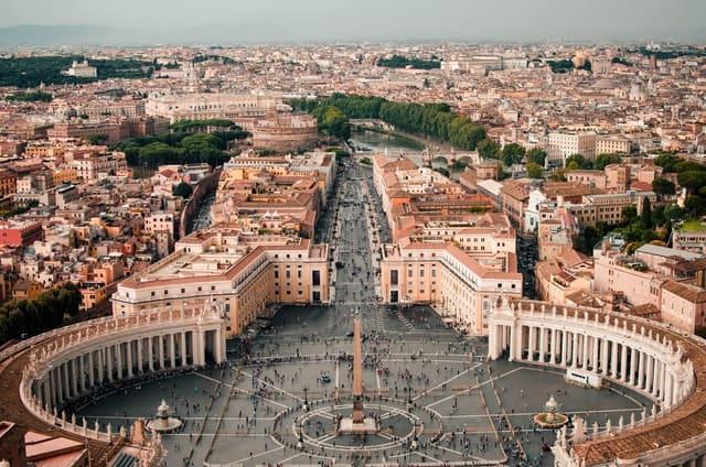 Le Vatican, l'incontournable à visiter quand vous ne savez pas quoi faire à Rome