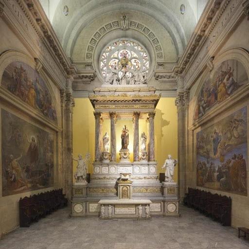 Visiter le dimanche l'Église Notre Dame de Liesse à Annecy