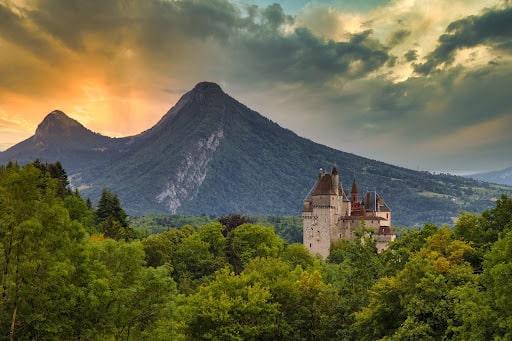 Explorez le château d'Annecy durant vos 3 jours