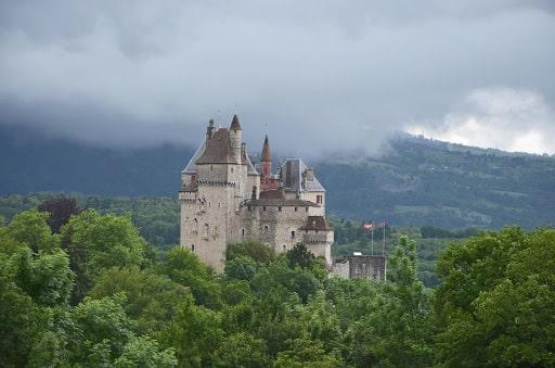 Le Château d'Annecy à visiter le dimanche