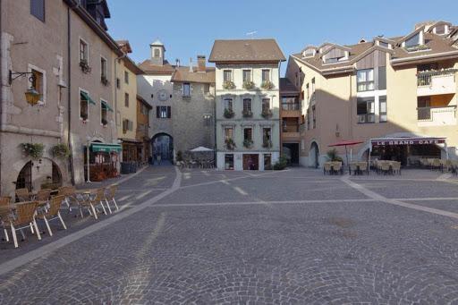 La Maison Gallo à Annecy