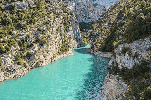 Les Gorges du Verdon, pour des vacances en France parfaites
