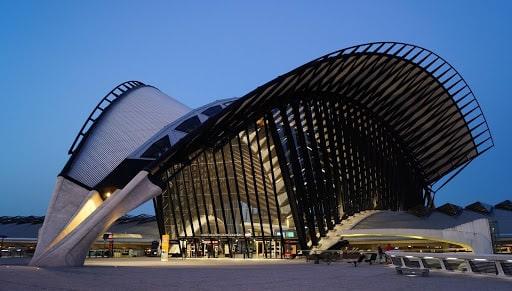 aéroport de Lyon-Saint Exupéry et les navettes disponibles