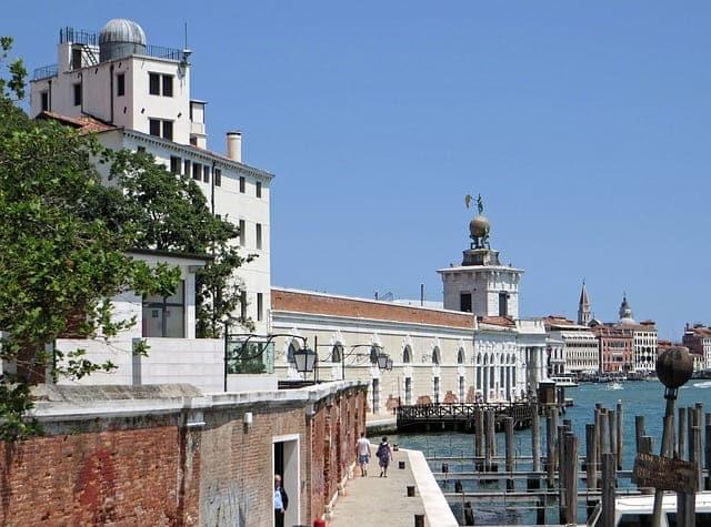 Le quartier Dorsoduro à Venise