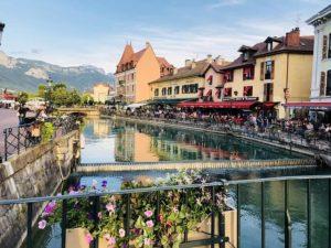 Que faire à Annecy en 4 jours?