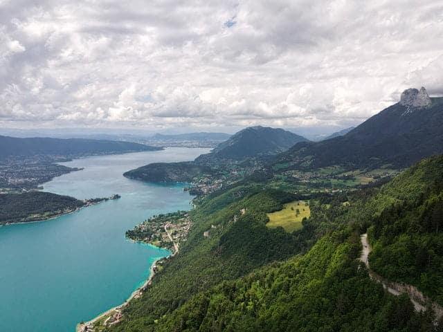 Alentours du lac d'Annecy à découvrir durant un voyage de 6 jours