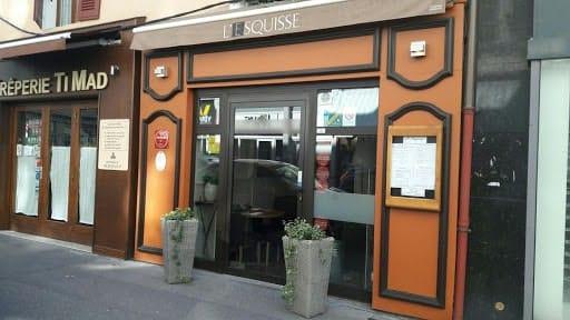 Le Restaurant l'Esquisse à Annecy