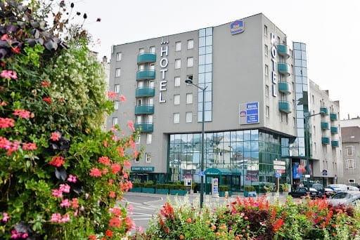 Best Western Hôtel International à Annecy