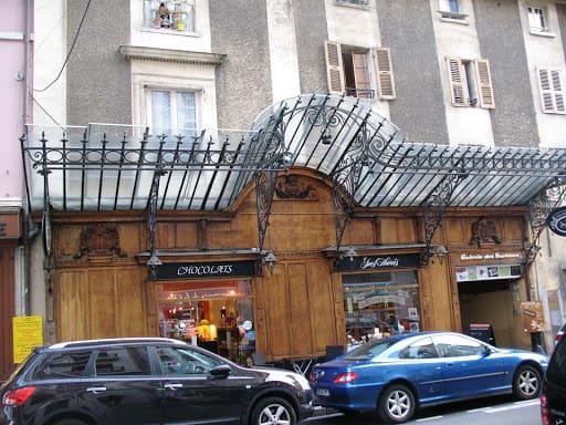 La Rue Royale à Annecy