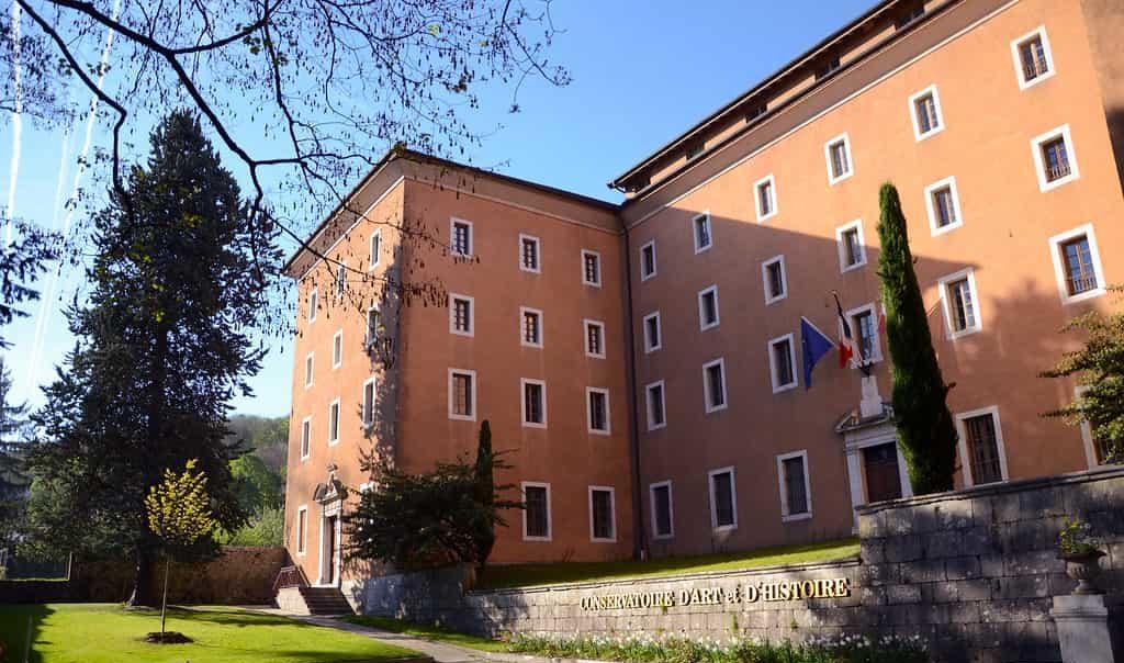 Le Conservatoire d'Arts et d'Histoire d'Annecy à visiter durant vos 5 jours