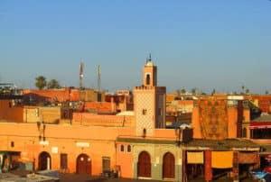 Les quartiers dangereux de Marrakech