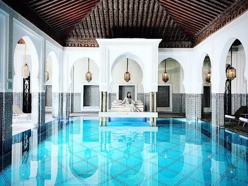 Séance de hammam pour vos 4 jours à Marrakech